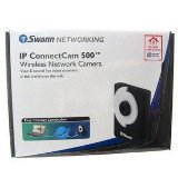 Swann IP-3G ConnectCam 500 Wireless Network Internet Security Surveillance Video Camera