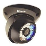 Swann Ads-191 Flashing Dome Cmos Camera With Built-In Motion Detection SWADS-191CAM-US