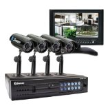 Swann SW344-DPS All-in-One Monitoring & Recording System