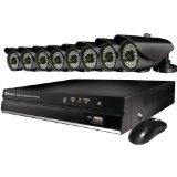 Swann 8 Channel DVR 8 Cameras SWDVK-889008