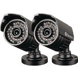 Swann SWPRO-535PK2-US PRO-535 Multi-Purpose Security Camera, Black