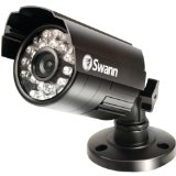 Swann SWPRO-510CAM-US Pro-510 Day/Night 540 Tvl Cmos Camera, Black