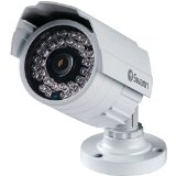 Swann SWPRO-842CAM-US 900TVL High-Resolution Security Camera, White/Gray